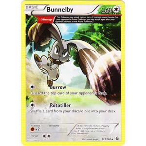 Bunnelby - 121/160
