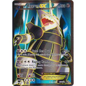 Aggron-EX (Full Art) - 153/160