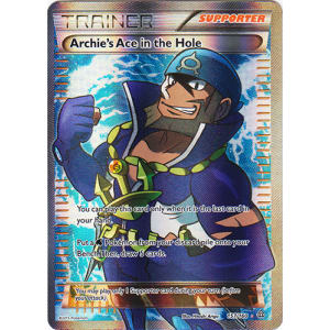 Archie's Ace in the Hole (Full Art) - 157/160