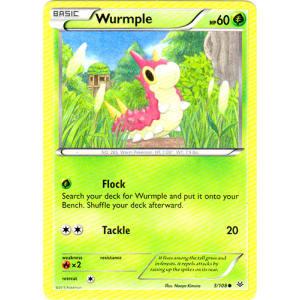 Wurmple - 3/108