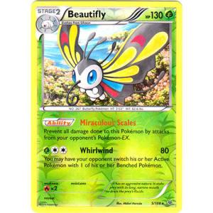 Beautifly - 5/108 (Reverse Foil)