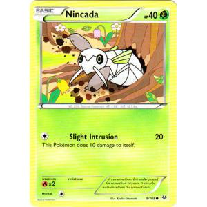 Nincada - 9/108