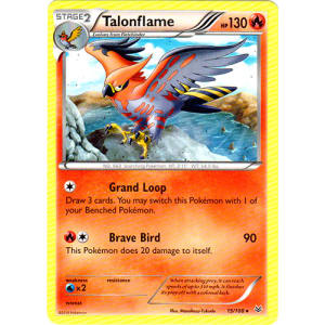 Talonflame - 15/108