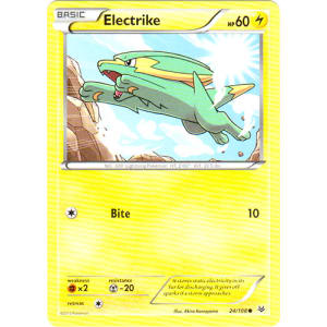 Electrike - 24/108