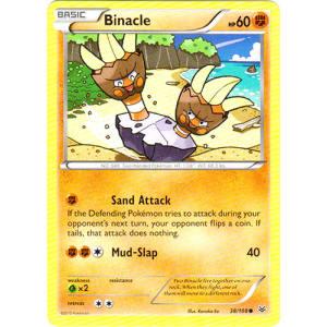Binacle - 38/108