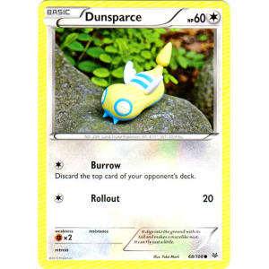 Dunsparce - 68/108