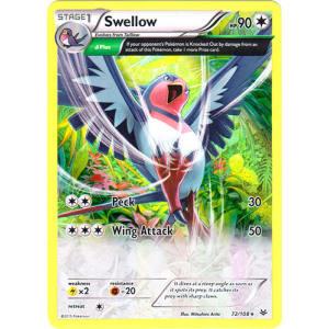 Swellow - 72/108
