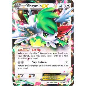 Shaymin Ex 77108