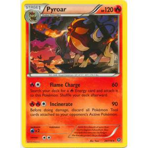 Pyroar - 23/114