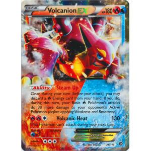 Volcanion EX 26//114 EN