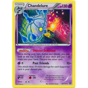 Chandelure - 50/114