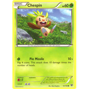 Chespin - 12/146