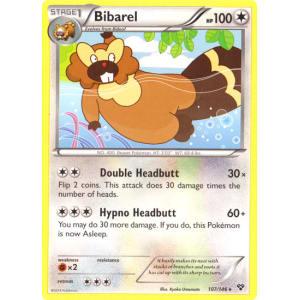 Bibarel - 107/146