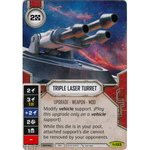 Triple Laser Turret