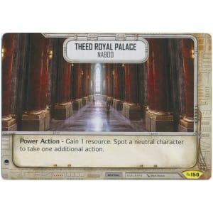 Theed Royal Palace - Naboo