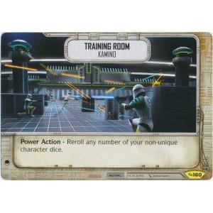 Training Room - Kamino