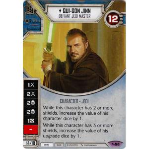 Qui-Gon Jinn - Defiant Jedi Master