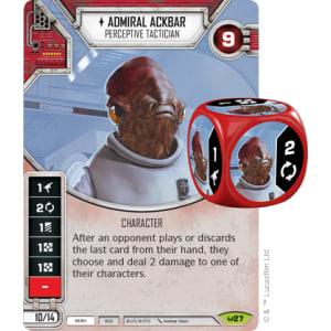 Admiral Ackbar - Perceptive Tactician