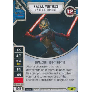 Asajj Ventress - Swift And Cunning