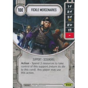 Fickle Mercenaries