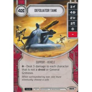 Defoliator Tank