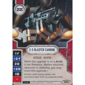 E-5 Blaster Carbine
