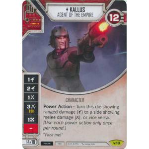 Kallus - Agent of the Empire