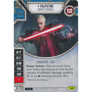 Palpatine - Darth Sidious