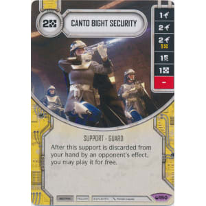 Canto Bight Security