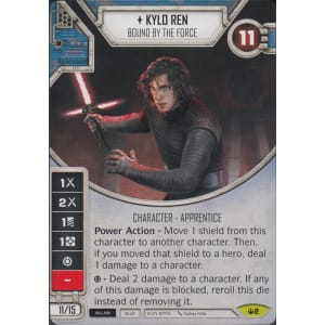 Kylo Ren - Bound By The Force