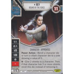Rey - Bound By The Force