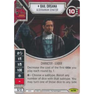 Bail Organa - Alderaanian Senator