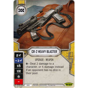 CR-2 Heavy Blaster