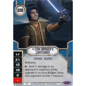 Ezra Bridger's Lightsaber
