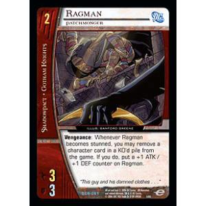 Ragman - Patchmonger