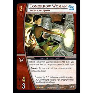 Tomorrow Woman - Tojan Telepath