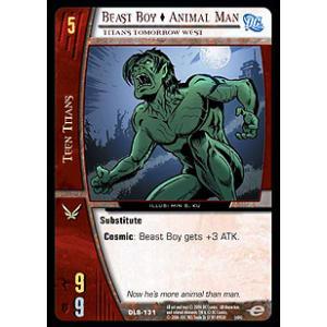 Beast Boy @ Animal Man - Titans Tomorrow West