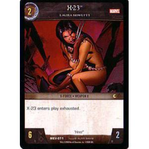 X-23 - Laura Howlett