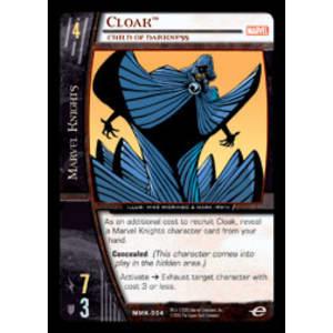 Cloak - Child of Darkness