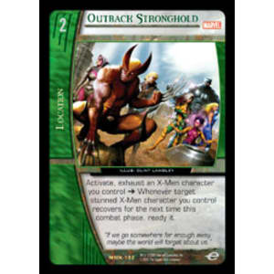 Outback Stronghold
