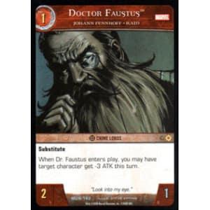 Doctor Faustus - Johann Fennhoff / Raid