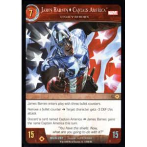 James Barnes @ Captain America - Legacy Reborn