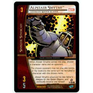 Alistair Smythe - Ultimate Spider Slayer