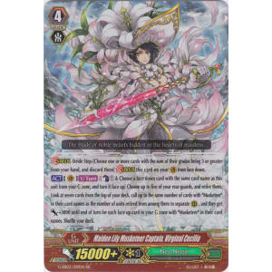 Maiden Lily Musketeer Captain, Virginal Cecilia