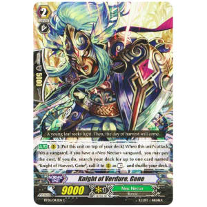 Knight of Verdure, Gene