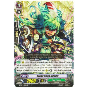 Blade Seed Squire