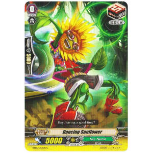 Dancing Sunflower