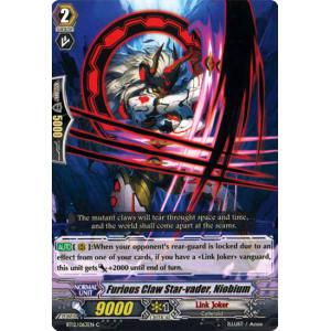Furious Claw Star-vader, Niobium
