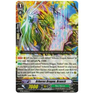 Arboros Dragon, Branch