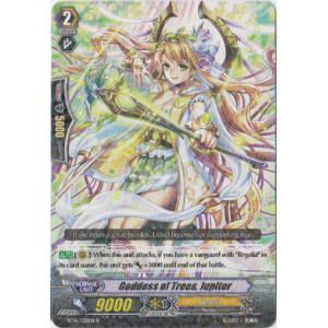 Goddess of Trees, Jupiter